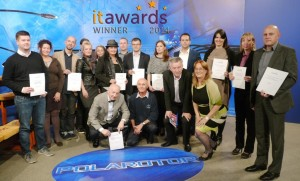 Dobitnici plakete IT Awards 2014